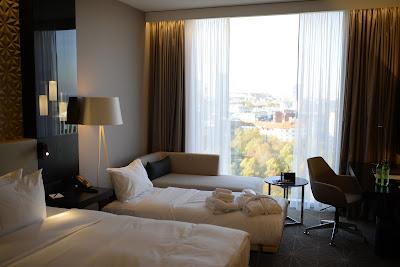 Hilton Tallinn Park Executive Room