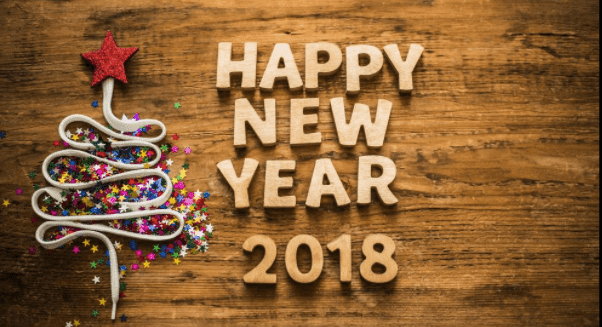 50+ Greatest Happy New Year Wishes for Girlfriend 2018,Lovers Messages