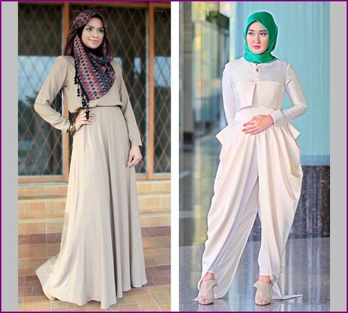 Model Baju Muslim Yg Cocok Untuk Orang Gemuk Model Baju
