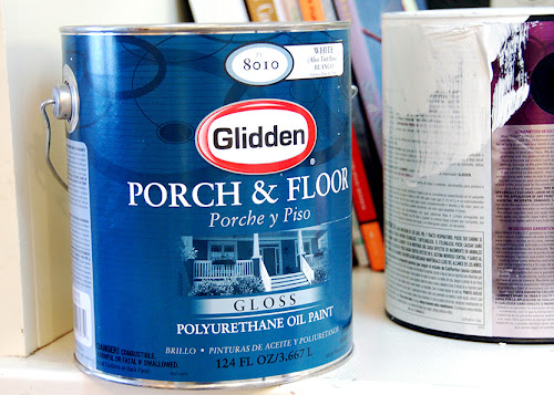 Glidden Porch And Floor Paint Patio