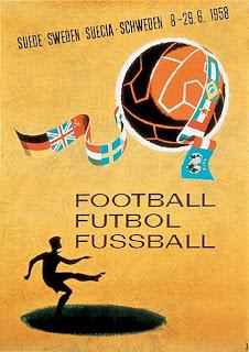 cartel Suecia 1958