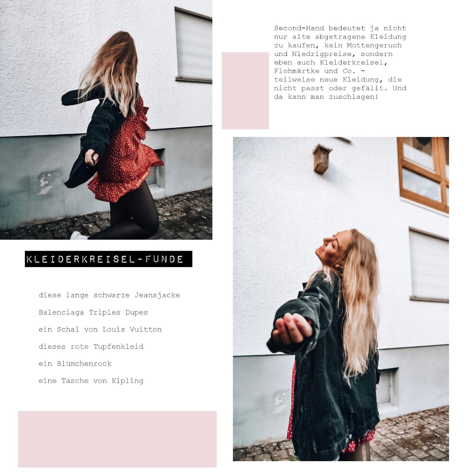 e5189a1a67a1b Modemädchen  Was ich an Second-Hand Shopping liebe ...