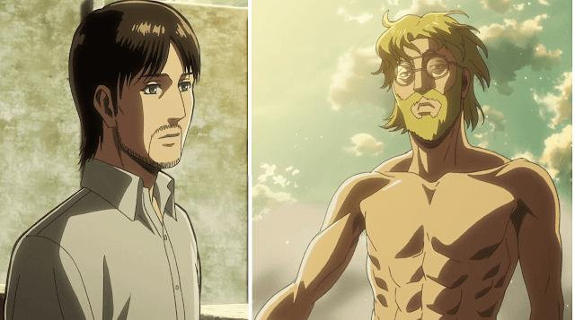 Grisha and Zeke Yaeger - Attack On Titan Season 3 Episode 11 Bystander