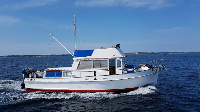 Grand Banks 36 for sale, Grand Banks 36