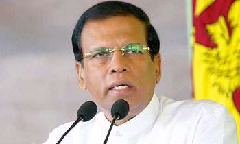 I appointed Mahinda Rajapaksa as Premier after Karu and Sajith refused: Maithripala Sirisena
