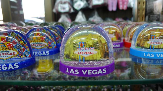 10 souvenires em Las Vegas