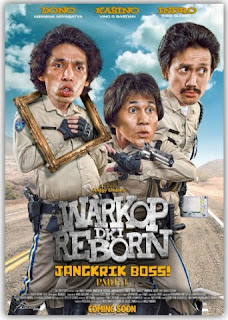 Download Film Warkop DKI Reborn: Jangkrik Boss! Part 1 (2016) Subtitle Indonesia