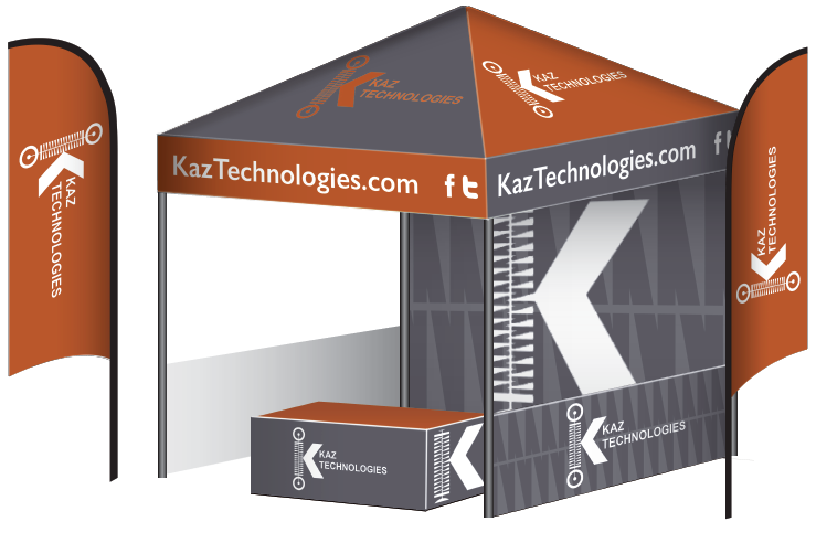 Pop Up Custom Tents with Graphics and More: Our DESIGNS ...