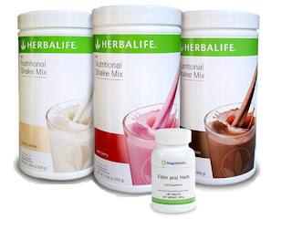 Paket Diet Herbalife