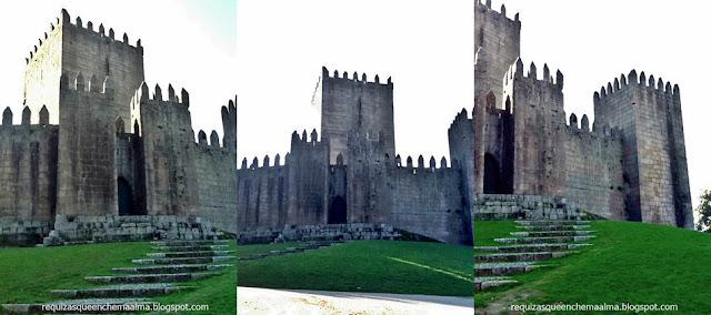 Castelo de Guimarães, Distrito de Braga.