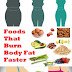 Belly Fat Burning Foods – What To Eat To Get Rid of Belly Fat