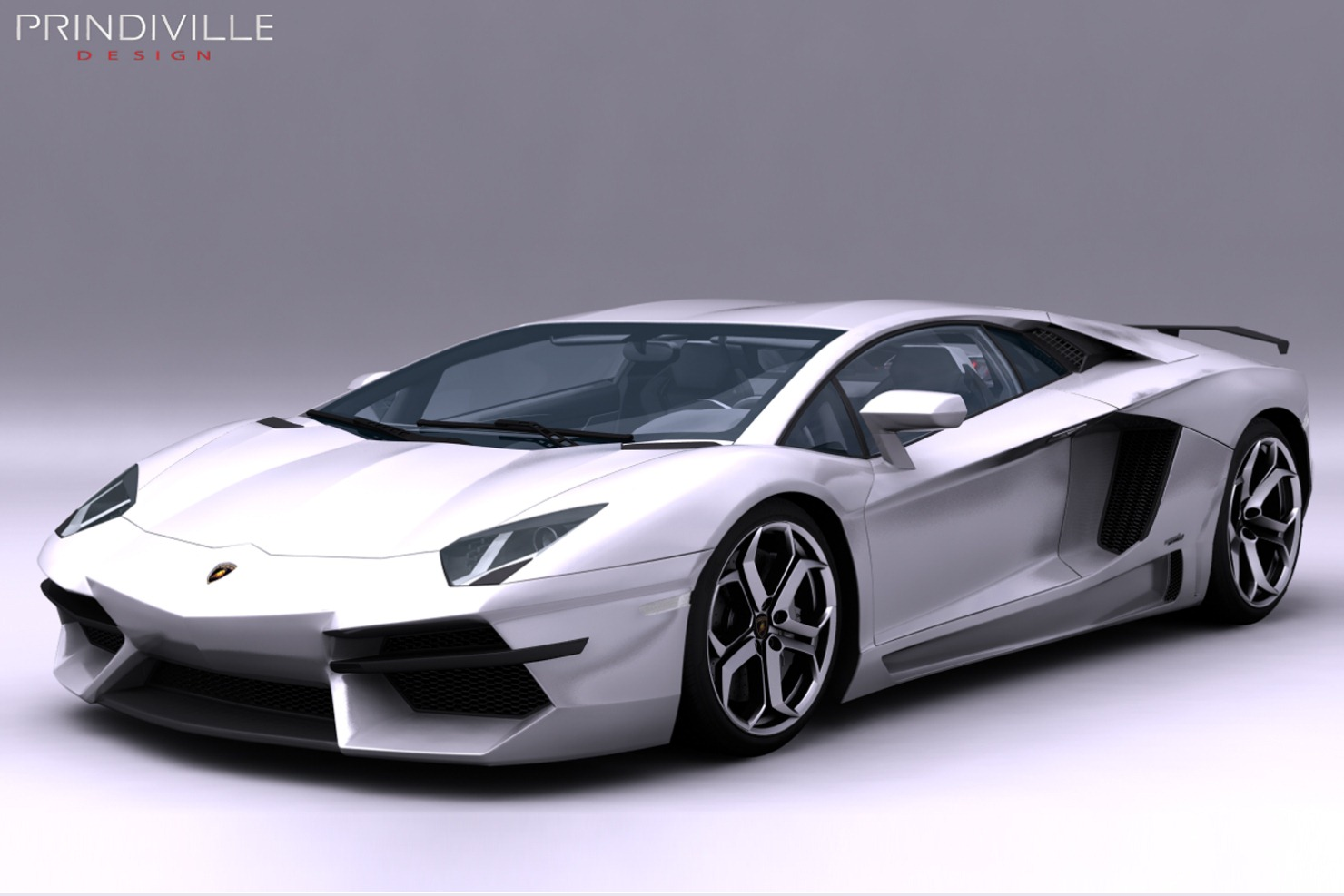 2012 Prindiville Lamborghini Aventador LP700-4