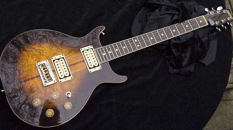 Цена самой дорогой гитары в мире на 2020 год