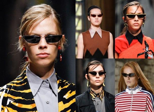 какие очки модные в 2019