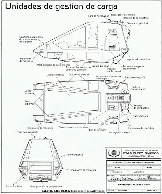 Stargate Daedalus Schematics