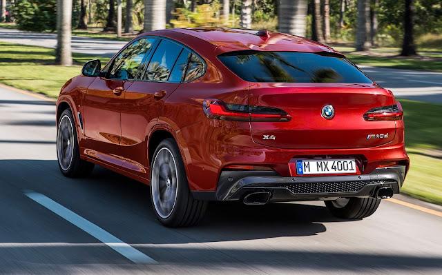 BMW X4 e M3 CS serão apresentados no Salão de Genebra