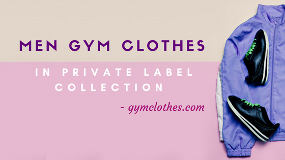 private label workout clothing