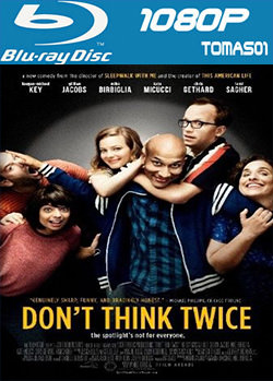 Don't Think Twice (2016) BRRip 1080p