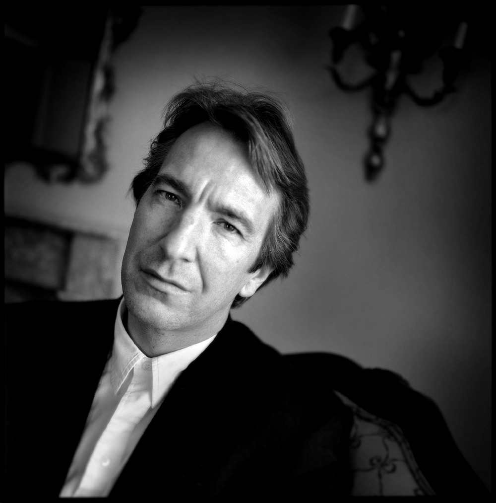 Some Old Pictures I Took Alan Rickman