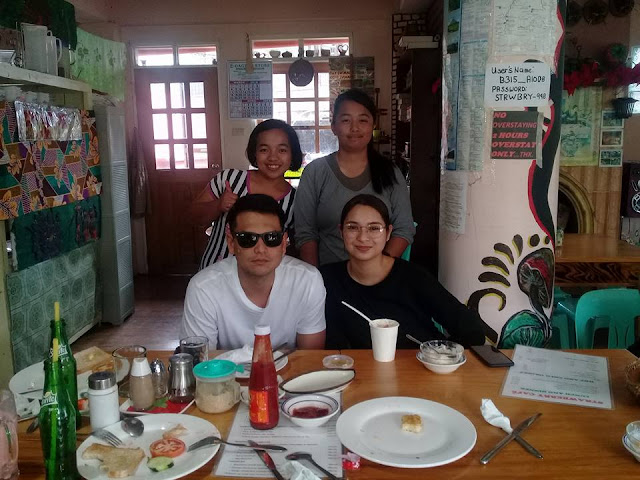 A Popular Cafe In Sagada Thanked Angel Locsin And Her Companions For Trying Thier Delicacies