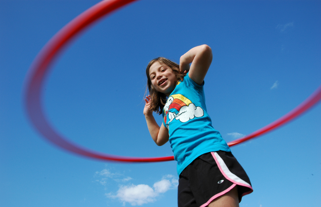 hula hooping pour perdre du poids