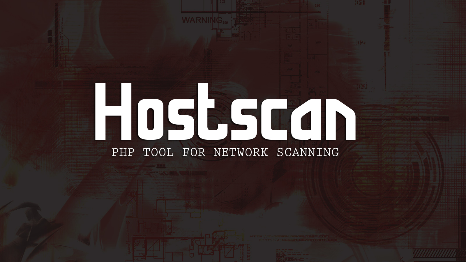 Hostscan - PHP Tool for Network Scanning