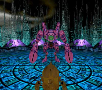Elemental Gimmick Gear - Final Boss Noman