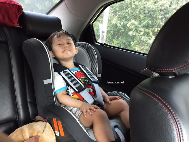 The Importance of Buckling Up Your Kids In The Car