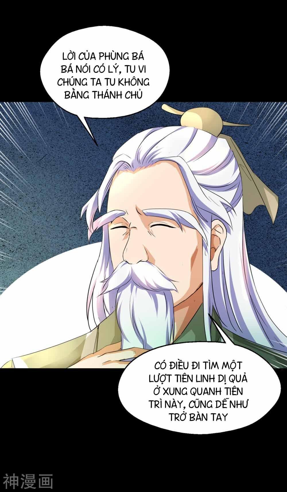 Thanh Đế Truyện Chapter 21 - Trang 44