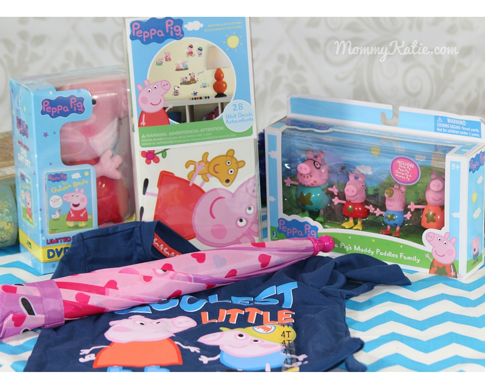 Springtime Fun with Peppa Pig