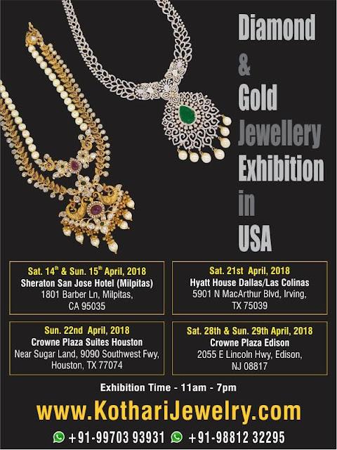 kothari jewellery show usa