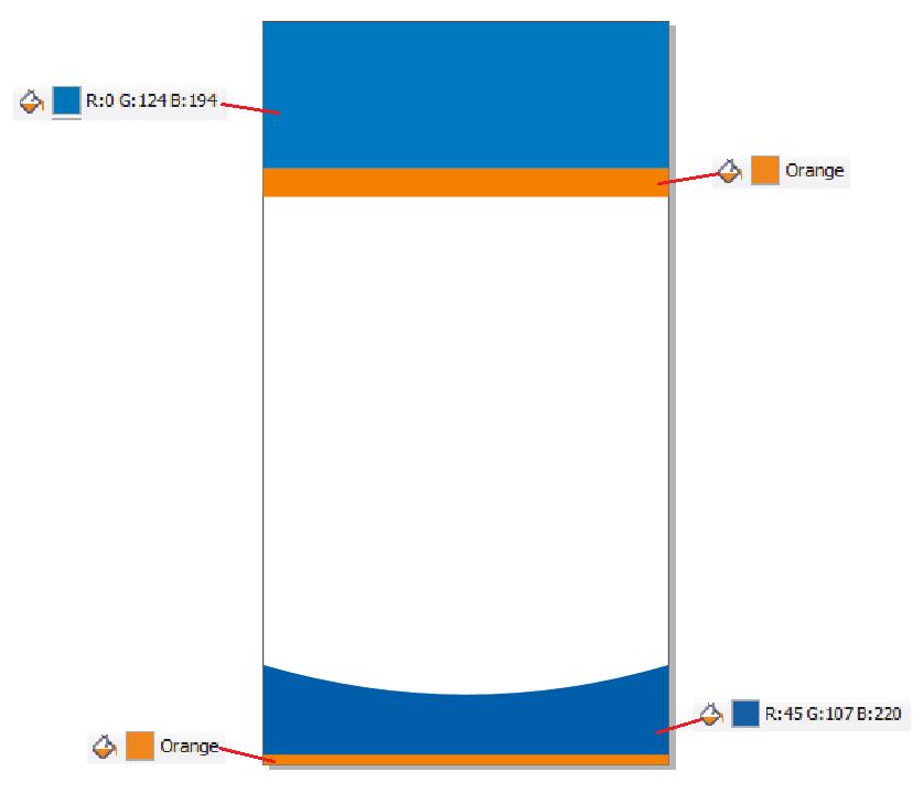 Download dan Cara Membuat X-Banner Agen BRILink dengan CorelDRAW X4 - Kumpulan Tutorial