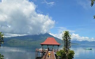 Wisata Danau Ranau Lampung