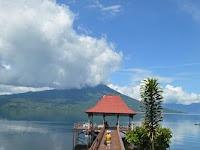 Objek Wisata Danau Ranau OKU Sumatera Selatan