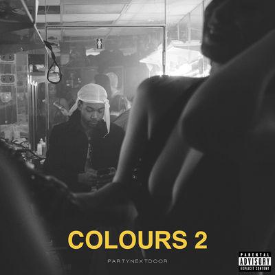 PARTYNEXTDOOR - COLOURS 2 (EP) - Album Download, Itunes Cover, Official Cover, Album CD Cover Art, Tracklist