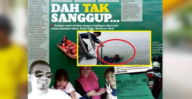 Di mana kamu Syuk !! Hari ke2 pencarian Shukri di Jambatan P.Pinang .. pihak scuba bertungkus lumus [6 Gambar]