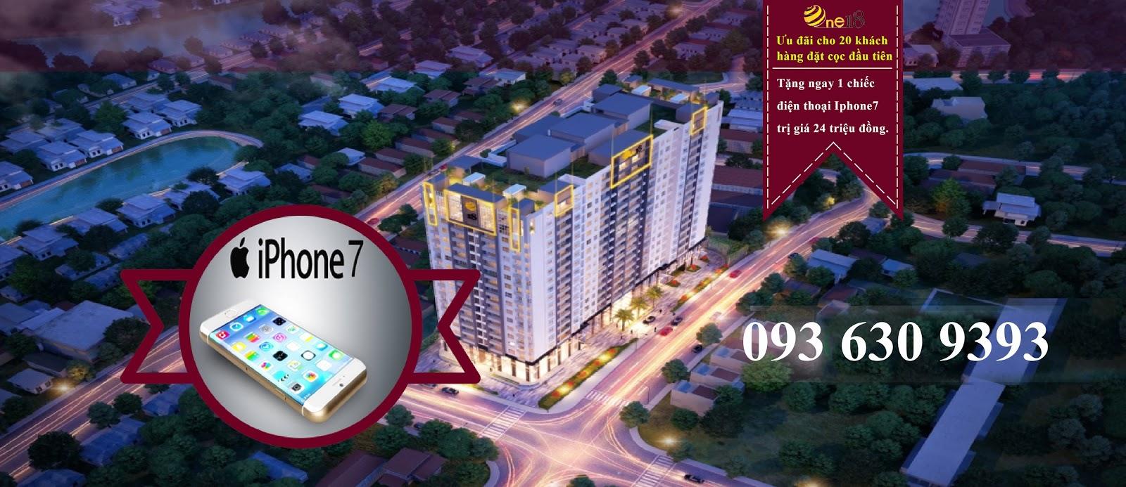 Mở bán chung cư One18