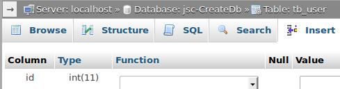 Gambar 11 - Tutorial Database dengan PhpMyAdmin