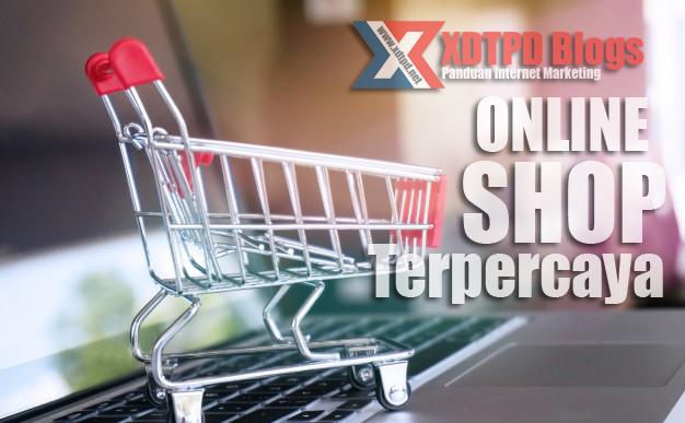 Toko Online Terpercaya, Online shop terpopuler