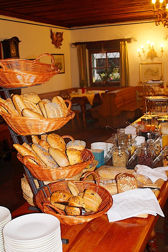Hotel inklusive Frühstück