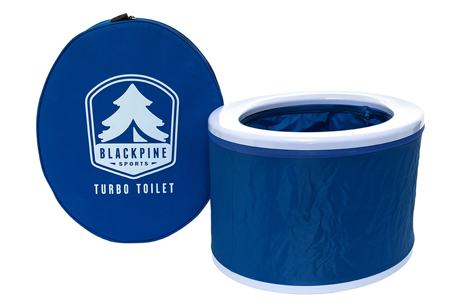 Tiny Yellow Teardrop 5 Best Portable Potties For A