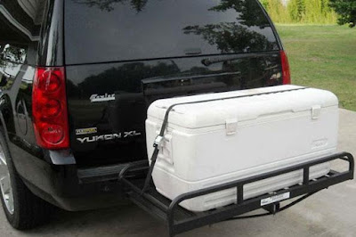 Hitch-N-Ride Cargo Carriers
