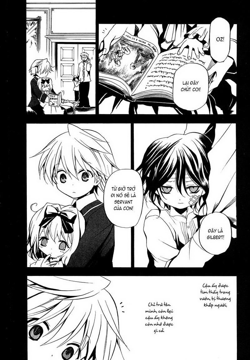 Pandora Hearts chương 006 - retrace: vi where am i trang 15