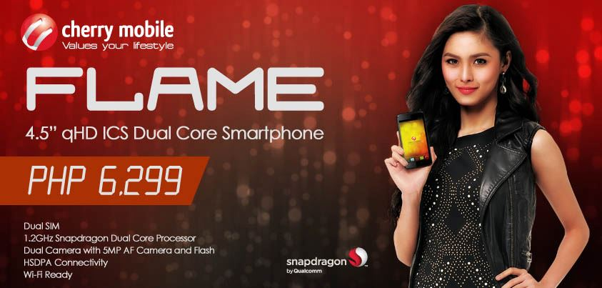 Cherry Mobile Flame: Specs, Price, Features and Availability in the Philippines