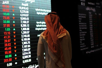 Foreigners in big sell-off of Saudi stocks over Khashoggi