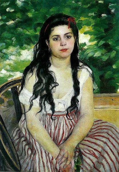 Renoir, En el verano