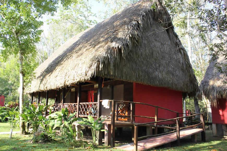 Ara Macao Las Guacamayas