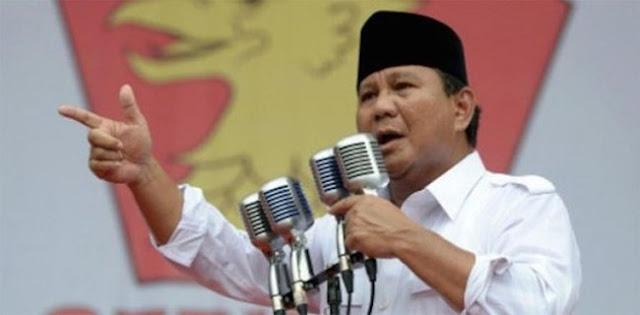 'Prabowo Hanya Ingin Ingatkan Bahwa Kedaulatan Indonesia Mahal Harganya'