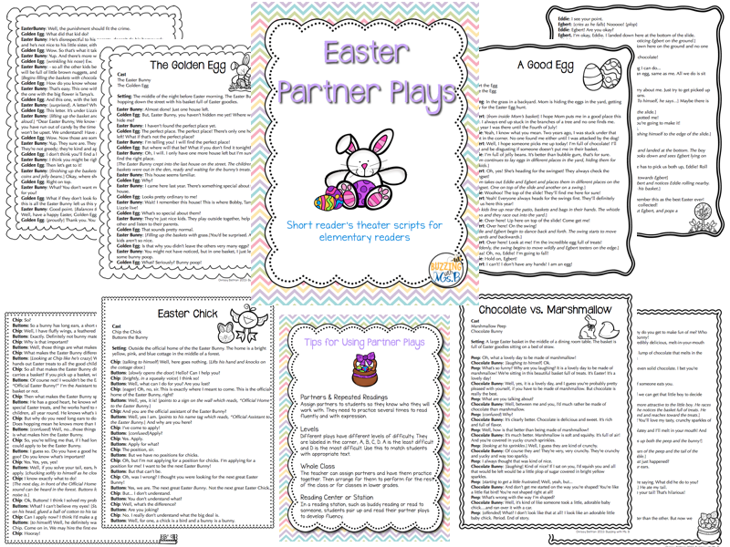 https://www.teacherspayteachers.com/Product/Easter-Readers-Theater-Partner-Plays-for-Two-Readers-1763174