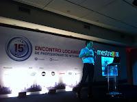 Fábio Ricotta do Mestre SEO com o tema: Usando SEO para alavancar suas visitas e negócios.